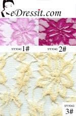 eDressit Lace Fabric (SY5042)