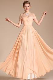 Carlyna 2014 Nueva Fabuloso corazón Vestido de Noche/dama de honor(C00090701)