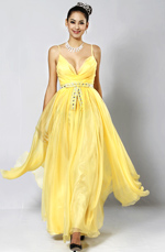 eDressit Yellow Prom Gown/Party/Evening Dress (00081703)
