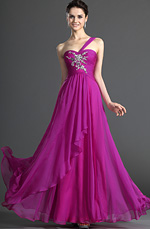 eDressit Adoral One Shoulder Evening Dress (00120712)