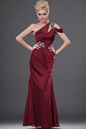 eDressit New Stylish One Beaded Shoulder Evening Gown (00112217)