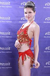 eDressit Red Sexy Dancing Dress (06160302)
