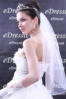 eDressit оригинальная фата для невесты(19090107)