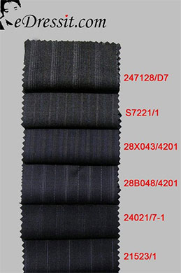 eDressit Suit fabric 100% Wollen (TD-2)