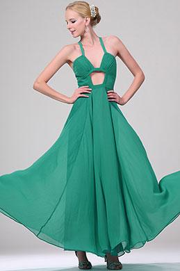 eDressit Grün Abendkleid (W00777504)