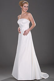 eDressit Pure White Bridal Gown (01100107)
