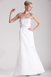 eDressit Simple Elegant Wedding Dress (01100807)