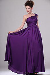 eDressit Simple Elegant Purple Evening Dress (00115106)