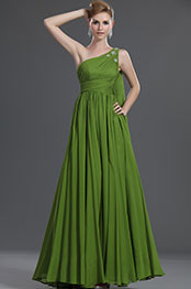 eDressit New Elegant 100% Silk Single Shoulder Evening Dress (00098304)