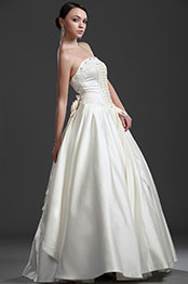 eDressit New Fabulous Strapless Wedding Gown (01112713)