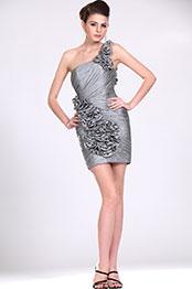 eDressit New Shiny One Shoulder Party Dress (04116108)