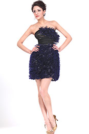 eDressit New Adoral Strapless Party Dress (04116705)