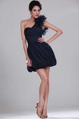 eDressit New Gorgeous One Shoulder Cocktail Dress (04117205)