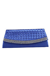 Bright Blue Handbag/ Purse (08111005)