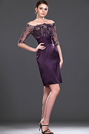 eDressit New Stylish Off Shoulder Mother of the Bride Dress (26112006)