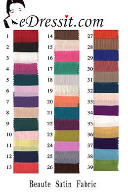 eDressit Beaute Satin Fabric (60110101A)