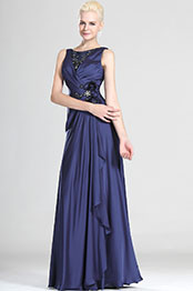 eDressit Elegant Strapless Lace Evening Dress (00124305)