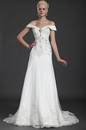 eDressit Fabulous Off shoulder Wedding Dress (01120607)
