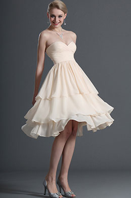 eDressit Fabulous Strapless Party Dress (04121514)