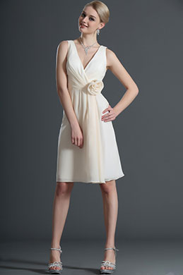 eDressit V-Cut Bridesmaid Dress Cocktail Dress Party Dress (07120714)