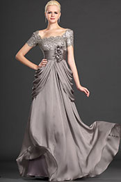 eDressit Stylish Off Shoulder Mother of the Bride Dress (26121108)