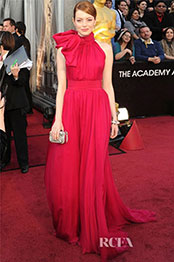 eDressit Custom-made Emma Stone 84th Oscar Awards Dress (cm1232)