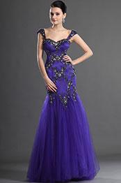 eDressit Elegance Cap-Sleeves Black Lace Evening Dress (02120305)