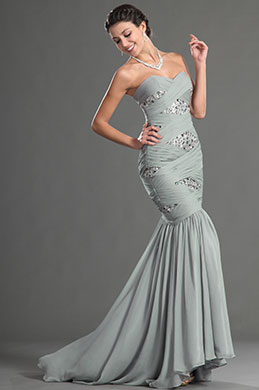 eDressit Charming Strapless Fitted Evening Dress (02123008)