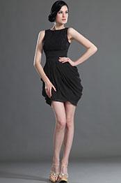 eDressit Sleeveless Black Fabulous Cocktail Dress (04125700)