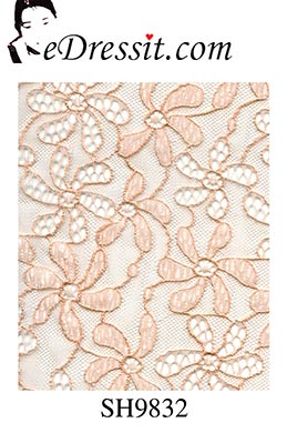 eDressit Lace Fabric (SH9832)