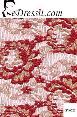 eDressit Lace Fabric (SY6523)