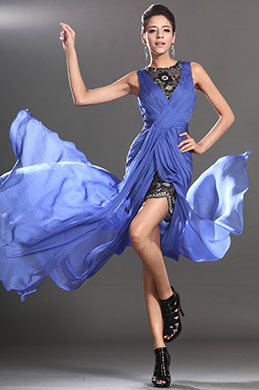 eDressit New Arrival Glorious Blue Sleeveless Evening Dress (00130405)