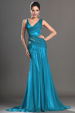 eDressit New Stylish Two Shoulder Evening Dress (00130505)