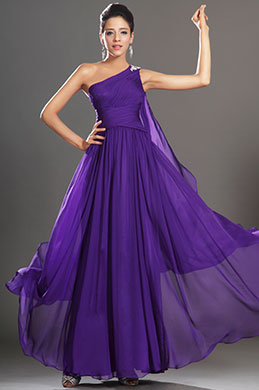 eDressit New Fabulous One Shoulder Evening Dress (00130906)