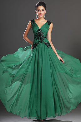 eDressit New Arrivals Sexy V-Neck and Back Fabulous Evening Dress (00132504)