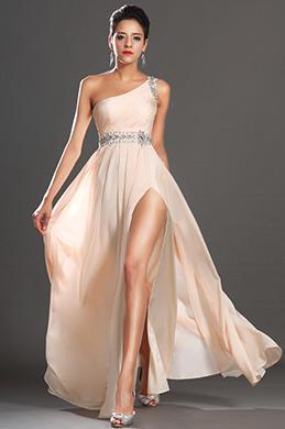 eDressit  Elegant Leuchtend Ein Schulter Abendkleid (00133501)