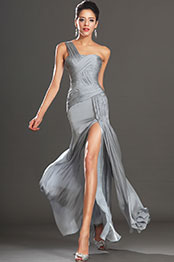 eDressit New Sexy One Shoulder High Split Evening Dress (00133708)