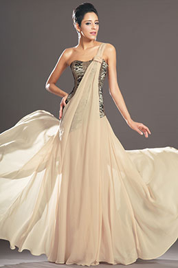 eDressit New One Shoulder Stylish Evening Dress (02130314)