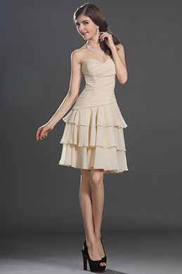 eDressit New Sweety Heart Neckline Strapless Party Dress Cocktail Dress (04132414)