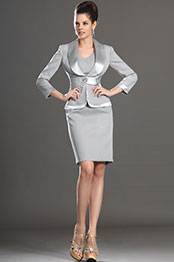 eDressit Elegant Two Pieces Mother of the Bride Dress (26132008)