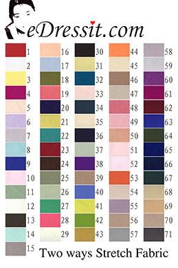 eDressit Two Ways Stretch Fabric (60130102)