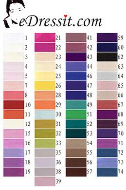 eDressit HCRS-A415 Palette