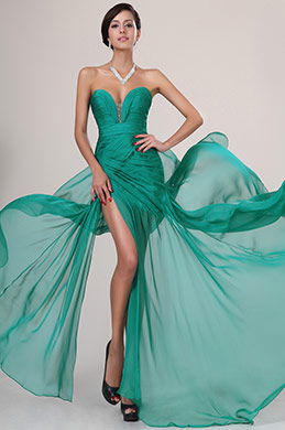 eDressit New Stylish Ruched Bodice Evening Dress (00120511)