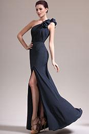 eDressit New Gorgeous One Shoulder High Split Evening Dress (00137705)
