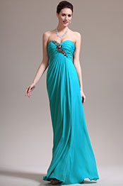 eDressit New Gorgeous Sweetheart Pleated Evening Dress (00138811)