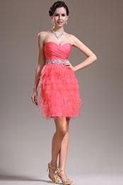 eDressit New Stunning Strapless Cocktail Dress Party Dress (04135457)
