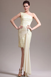 eDressit New Stylish One Shoulder Lace Cocktail Dress Party Dress (04136314)