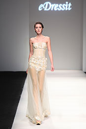eDressit 2013 S/S Fashion Show Sexy Strapless Evening Dress Prom Gown (F00130724)