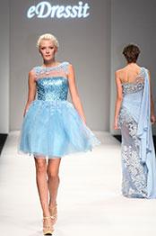 eDressit 2013 S/S Fashion Show Blue Round Neck Cocktail Dress Party Dress (F04130232)