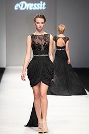 eDressit 2013 S/S Fashion Show Black Cocktail Dress Party Dress (F04130600)